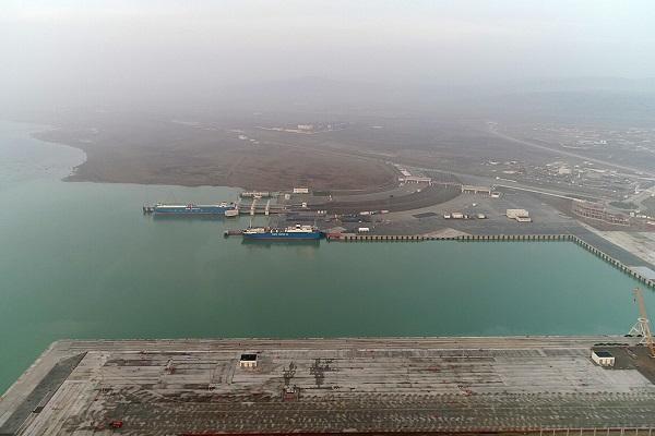 Analysis – A New Caspian Sea-Black Sea Transport Corridor To Link Port Of Baku With Turkey's Samsun And Trabzon, Could Diminish Poti Port