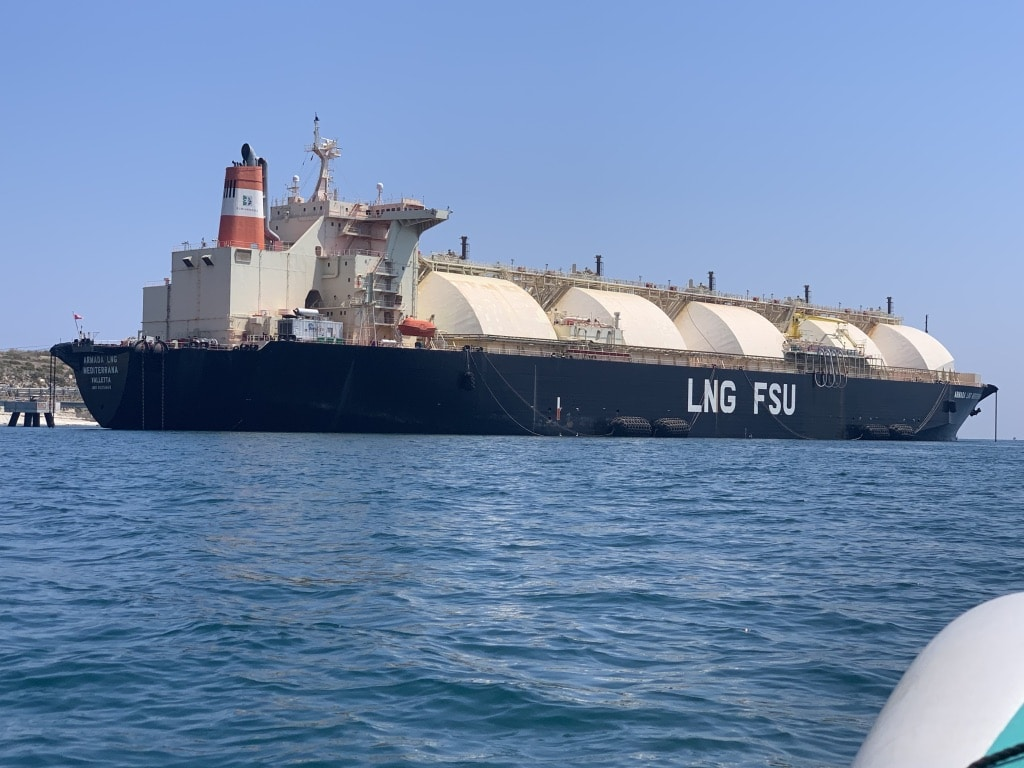 IAPH LNG-Ready Terminal Guidance Now Available