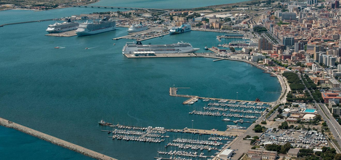 Cagliari port's container traffic continues to decline ...