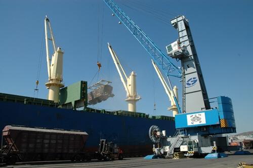 KSK Grain Terminal Increases Grain Exports